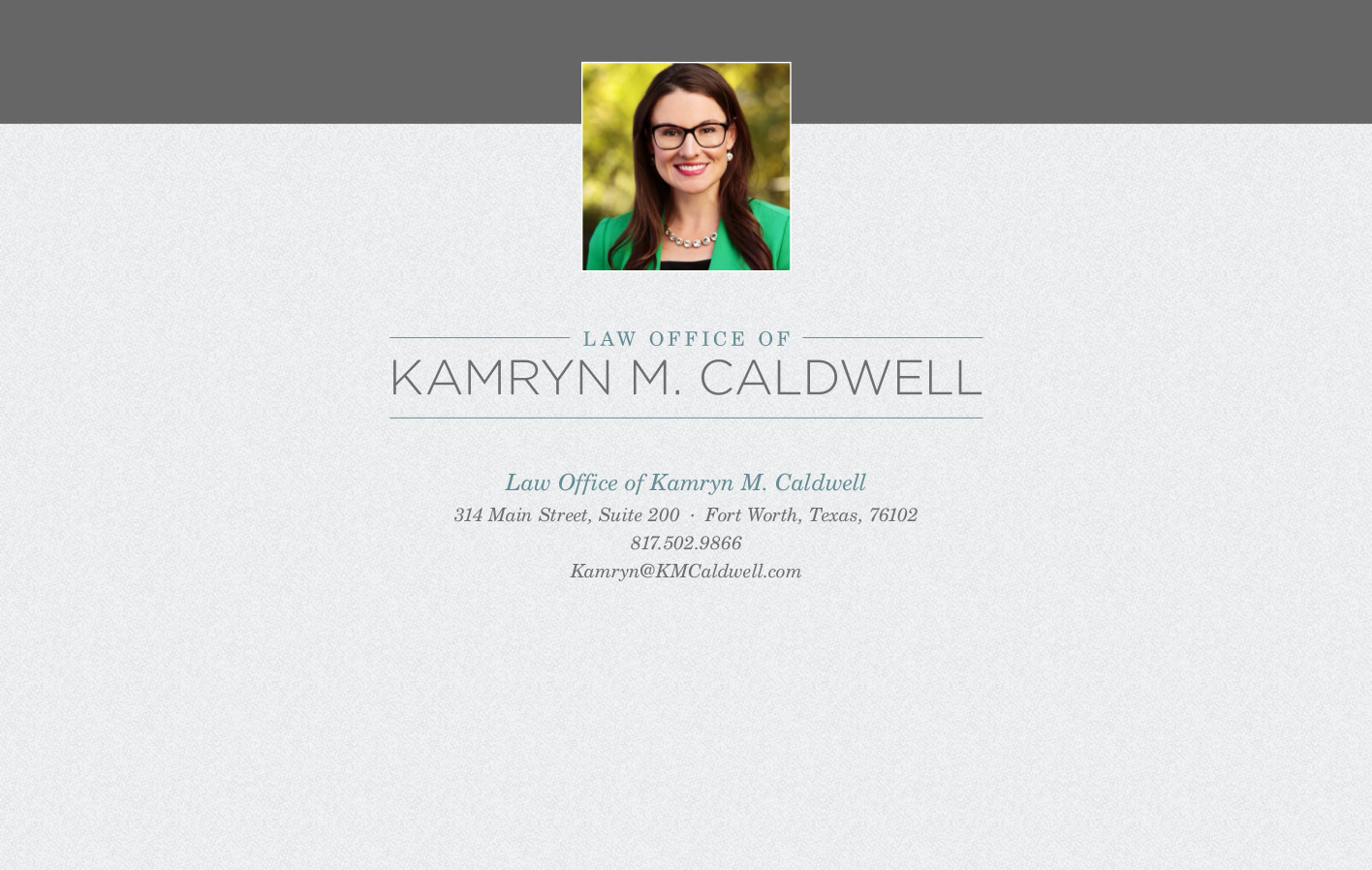 Law Office of Kamryn Caldwell